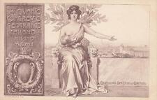 A501) MILANO 1901, QUARTO CONGRESSO GEOGRAFICO ITALIANO.