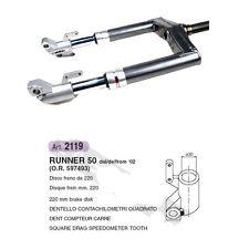 Fork Buzzetti For GILERA RUNNER SP FL PUREJET yr. bj.02-04 with 220mm Brake Disc