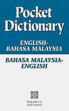 NEW - Pocket Dictionary: English-Bahasa Malaysia Bahasa Malaysia-English