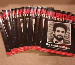 Murder in Mind  - True Crime Story - Marshall Cavendish