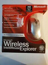 Microsoft Wireless Intellimouse Explorer 2001 No. X08-28885 Intellieye