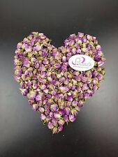 Small Rose Buds Air Dried, With Added Rose Fragrance,  25g, 50g,100g