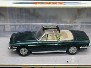1969 TRIUMPH STAG 1:43 Scale Diecast Convertible The Dinky Collection Matchbox