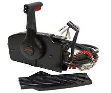 Mercury Mariner Power Trim controles remotos de montaje lateral fuera de borda (8 Pines) + Llaves & Cordón