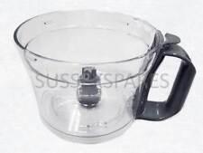 blanc Remplacement kenwood FP690 blender couvercle /& pousseur