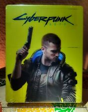 Cyberpunk 2077 Steelbook (Without Game)