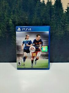 FIFA 16 PlayStation 4 PS4 2016 Soccer EA Sports Game