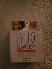 Benefit Hello Flawless Spf 15 Face Powder Foundation - Nutmeg - 0.25 oz