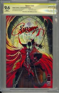 Spawn #300 | Campbell | McFarlane | Signed by J. Scott Campbell