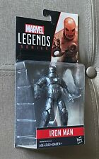 "Marvel Legends Series Marvel Universe Wave 3 Iron Man 3 3/4"" Figure"