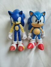 Jazwares Sonic The Hedgehog Classic Modern Figure Lot