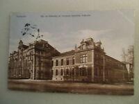 Ansichtskarte  Karlsruhe Technische Hochschule 1912