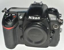 Nikon D200 mit 28954 Auslösungen, vom Händler mit Gewährleistung!