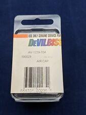 New listing Devilbiss Av-1239-704 Jga Gun Air Cap