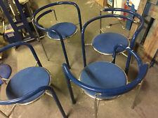 5 fauteuils Rud Thygesen & Johnny Sorensen pour Botium