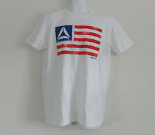 NW~Reebok DELTA FLAG USA TEE Graphic Top Cross Training Gym fit Shirt~Men sz 2XL