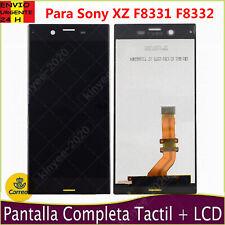 Pantalla LCD Para Sony Xperia XZ F8331 F8332 Display Táctil Digitalizador Negro