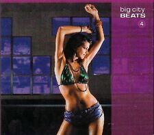 BIG CITY BEATS 4 = Rincon/Carey/Disco Boys/Axwell/Moguai...= HOUSE groovesDELUXE