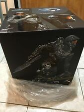 LAST ONES - Master Chief Resin Statue Signed by McFarlane Halo 4