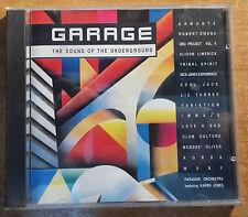 GARAGE THE SOUND OF THE UNDERGROUND (1992) - RARO - COME NUOVO