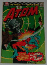 Vintage Comic Book The Atom No. 25 1966