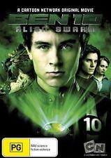 Ben 10 - Alien Swarm - DVD VERY GOOD CONDITION FREE POSTAGE AUSTRALIA REGION 4