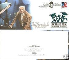 Ellis Marsalis, Jr. New Orleans Jazz Fest Cachets (#14)