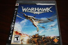 Warhawk (Sony Playstation 3, 2007) Complete Free Shipping