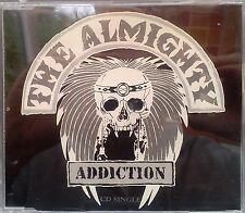"The Almighty - Addiction CD Single (CD 1993) + Live & ""Soul Destruction"" Demo"
