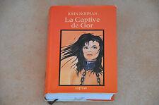 livre OPTA Aventures fantastiques 28 : JOHN NORMAN / La captive de GOR