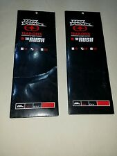 """NO FEAR """"THE RUSH""""  MX  ATV GOGGLE TEAR-OFF 20 PACK PLUS MORE TEAR OFFS"""
