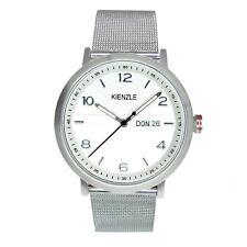 KIENZLE Herren Armbanduhr Day/Date, Metallband, Slim, Modell K15-00955€ 109,00