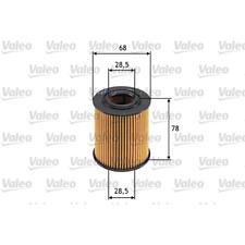 Ölfilter - Valeo 586528