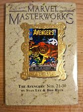 Marvel Masterworks Avengers 3 variant 27 reprint limited to 160 copies