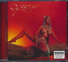Nicki Minaj Queen CD NEW Ganja Burns Barbie Dreams Nip Tuck