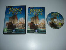 ANNO 1404 Pc DVD Rom - FAST DISPATCH