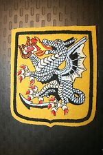 389TH BOMB GROUP SQUADRON 8TH AAF JACKET PATCH 389TH BG