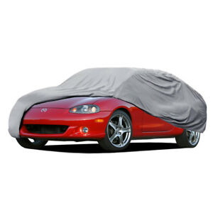 Car Cover for Dodge Colt Outdoor Breathable Sun Dust Proof Auto Protection