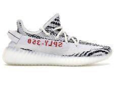 adidas Yeezy Boost 350 V2 - Zebra, Size 13 (CP9654)