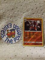 Pokémon TCG Lycanroc #75/147 Burning Shadows Reverse Holo Rare Mint Fighting