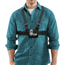 Chest Mount Harness for GoPro HERO5, 4, 3+, 3, 2, 1 Cameras