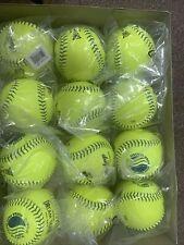 Rawlimgs 11� Usssa Dream Seam Softballs 1 Dozen