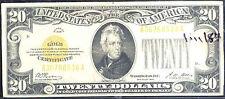 1928 $20 Gold Certificate- you must L@K