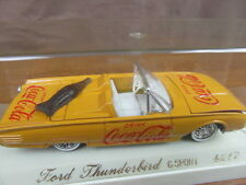 SOLIDO BOX AGE D'OR FORD THUNDERBIRD 4517 COCA COLA piece exceptionnelle RARE