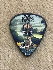 "KXM / Korn ""Ray Luzier"" 2017 Scatterbrain Tour Guitar Pick-Very Rare"