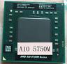 AM5750DEC44HL AMD A10-Reihe A10-5750M 2.5GHz (3.5GHz Turbo) Socket FS1 CPU