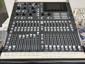 Behringer X32 Set mit Powerplay im ProCase ,umfangreiches Zubehör