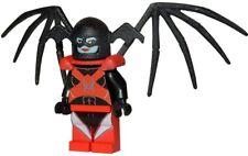 **NEW** LEGO Custom Printed - BLEEZ - DC Universe Super Villain Minifigure