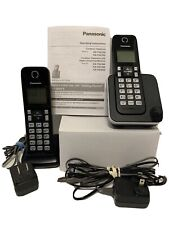 Panasonic KX-TGC350 Expandable Cordless Home Phone - Extra Base Call Block