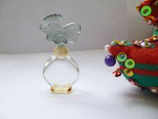 SUPERBE & RARE  miniature  PARRURE   de  GRELAIN   VIDE  SANS  boite  VINTAGE